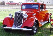Dodge Coupe B (1934)
