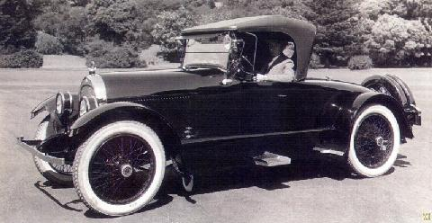Stephens Salient Six Roadster USA (1922)