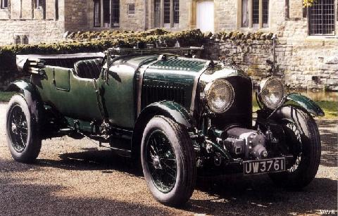 Bentley 6.5 Litre Speed Six Mwb  (1929)