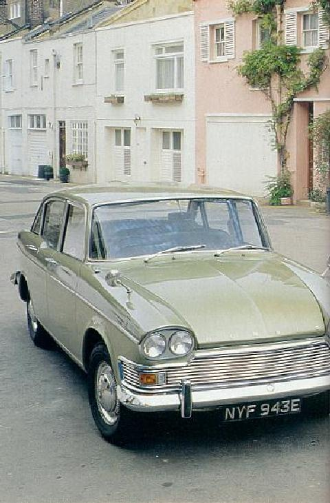 Humber Series VA Super Snipe Saloon (1967)