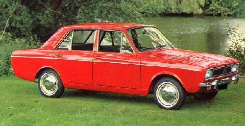 Sunbeam Hunter  LF  (1968)