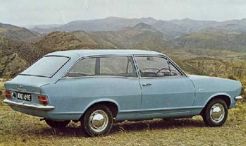 Vauxhall Viva Estate  LF 4 (1969)