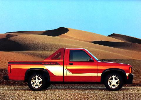 Dodge Shelby Dakota (1990)