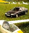 Alfa Romeo 164 Super Sedan 1993 Black Max