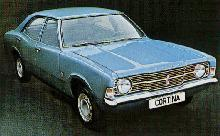 Ford GB Cortina L  LF 2 (1970)