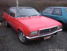 Opel Rekord Coup (1975)