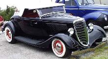 Ford Roadster 009 (1934)