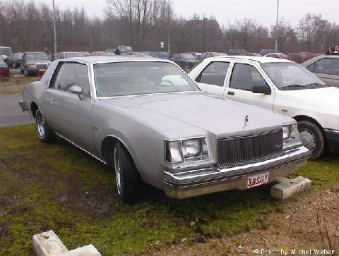 Buick Regal 1 (1977)