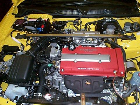 Acura Integra Type R Yellow Engine Ppm Picture Gallery - Acura integra type r engine