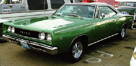 coronet green (1968) picture gallery motorbase