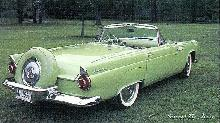Ford Thunderbird 2 (1956)