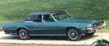 Ford Thunderbird Landau Sedan (1968)