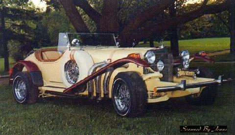 Excalibur Series II Roadster (1970)