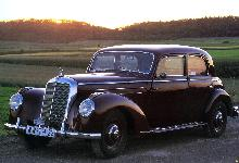 Mercedes Benz 220   FVl (1954)