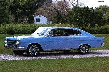 Amc Marlin V8 Fastback (1966)