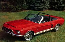 Ford Shelby Mustang GT500 KR (1968)