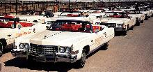 Cadillac Eldorado Convertible Replica Official Indy Pace Car Fleet (1973)