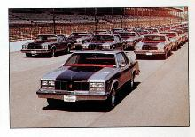 Oldsmobile Delta 88 Holiday Coupe Replica Indy Pacer Fleet (1977)