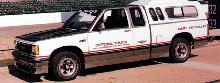 GMC S 15 Bonus Cab Official Indy Truck (1984)