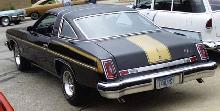 Hurst Olds Coupe 069 (1974)