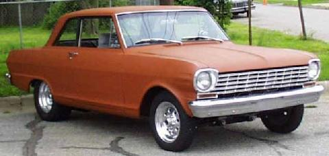 Chevy II Coupe 047 (1962)