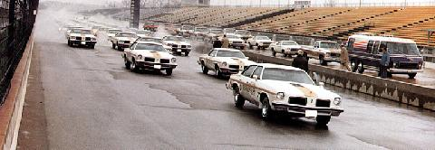 Hurst Oldsmobile GMC Indy 500 Pace Car Truck Fleet (1974)