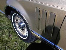 Lincoln Continental Mark V Diamond Jubilee Edition 06 (1978)