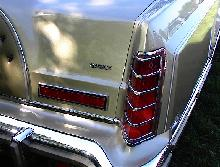 Lincoln Continental Mark V Diamond Jubilee Edition 12 (1978)