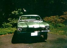 Mercury Comet Green FV   (1971)