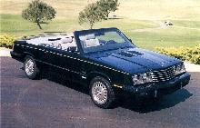 Dodge 600ES Turbo Cv (1984)