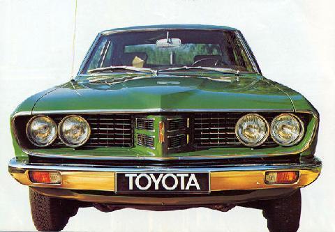 Toyota Corona 2000 Mkii Motorbase