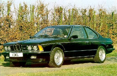 BMW 635 CSI - Vehicle Summary - Motorbase