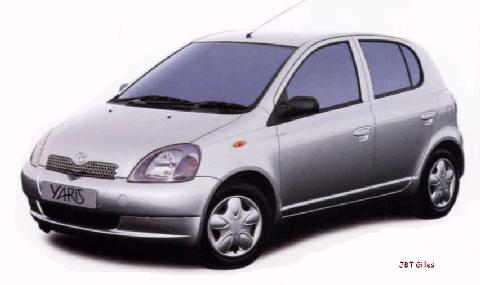 2000 toyota yaris picture gallery motorbase for Interieur toyota yaris 2000