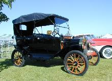 Ford Model T Touring Black FVr   (1914)