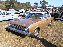 Ford Fairmont V8 Fs (1967)