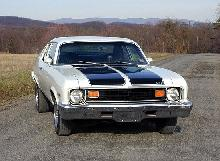 Chevrolet Nova Rally Whiteblack FVr   (1974)