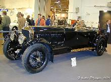 Bentley Speed Six Long Distance Tourer By Vanden Plas 1929