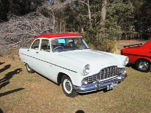 Ford Zephyr 1957 on ford zephyr