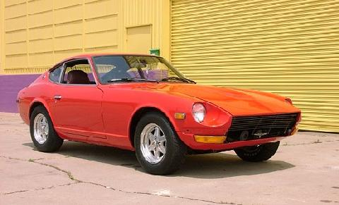 Datsun 240Z Red FVr   (1973)
