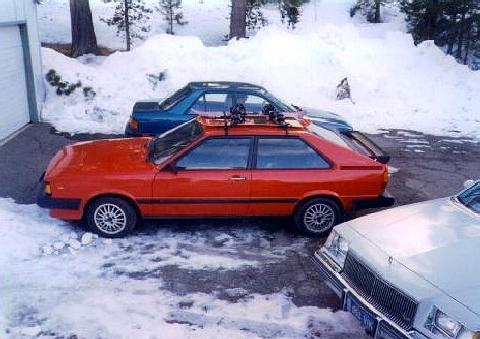 Audi Coupe  Motorbase