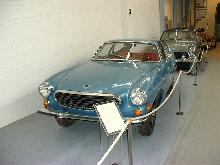 Volvo P 1800 ES Rocket, Proposal 1 (1967)