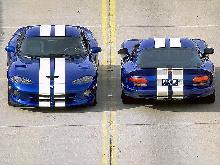 199x Dodge Viper GTS Coupes