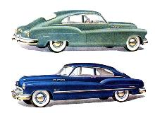 Buick Special Jetback Coupe  Special Sedanet (1950)