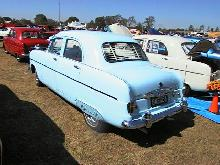 Ford Zephyr MKI Rs (1954)