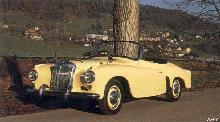 Daimler Conquest Century Roadster Mwb  (1956)