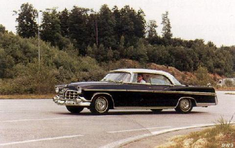Chrysler Imperial Mwb  (1956)