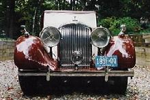 Bentley 4.5L (front view)