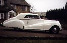 Bentley MK6 (side view)