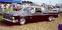 Imperial Crown Htp, Black (1963)