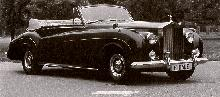 Rolls-Royce Silver Cloud DHC (1961), coachwork by Mulliner
